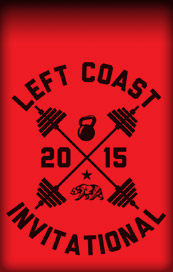 Left Coast Invitational logo